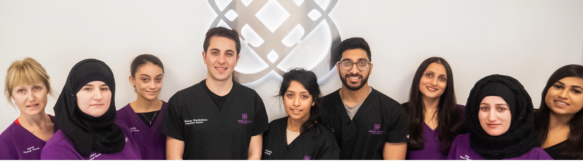 dental beauty london dental team
