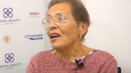 ginny patient testimonial